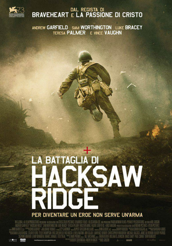 La Battaglia di Hacksaw Ridge (in VO con sottotitoli in italiano)