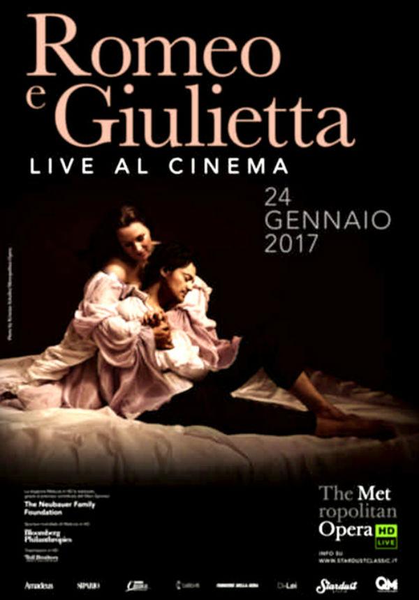 Romeo e Giulietta - Opera dal MET