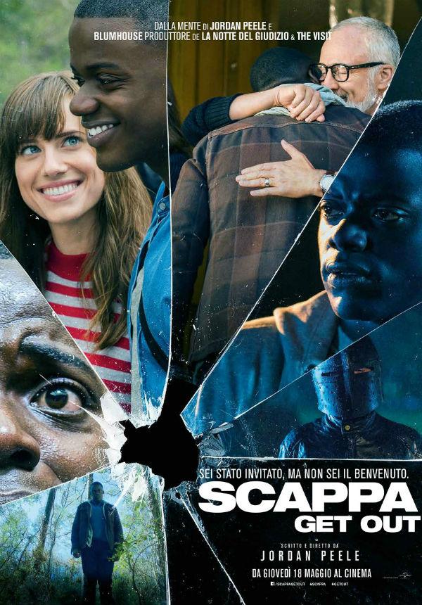 Scappa - Get out (in VO con sottotitoli in italiano)