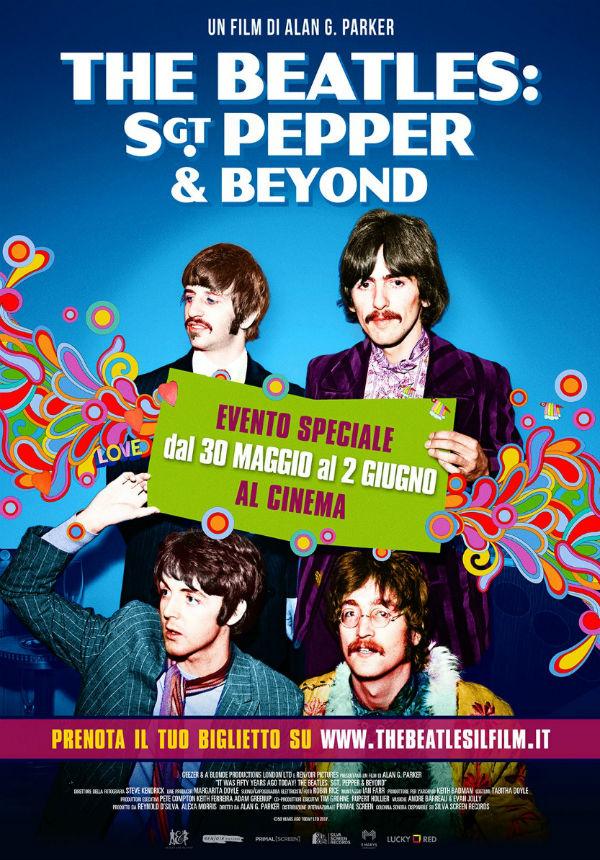 The Beatles: Sgt Pepper & Beyond