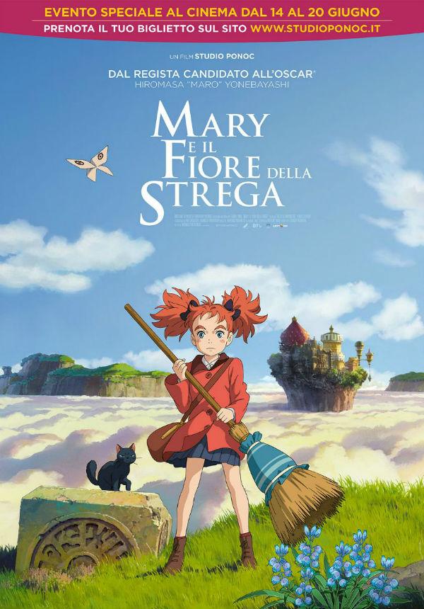 Mary e il Fiore della Strega