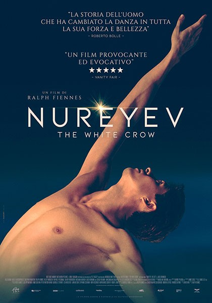 Nureyev - The white crow - Arena 4 Palme