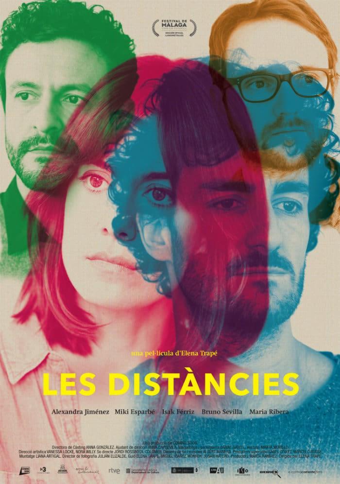 Las distancias (in VO con sottotitoli in italiano)