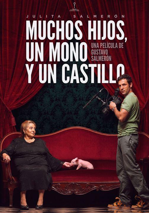 Muchos hijos, un mono y un castillo (in VO con sottotitoli in italiano)