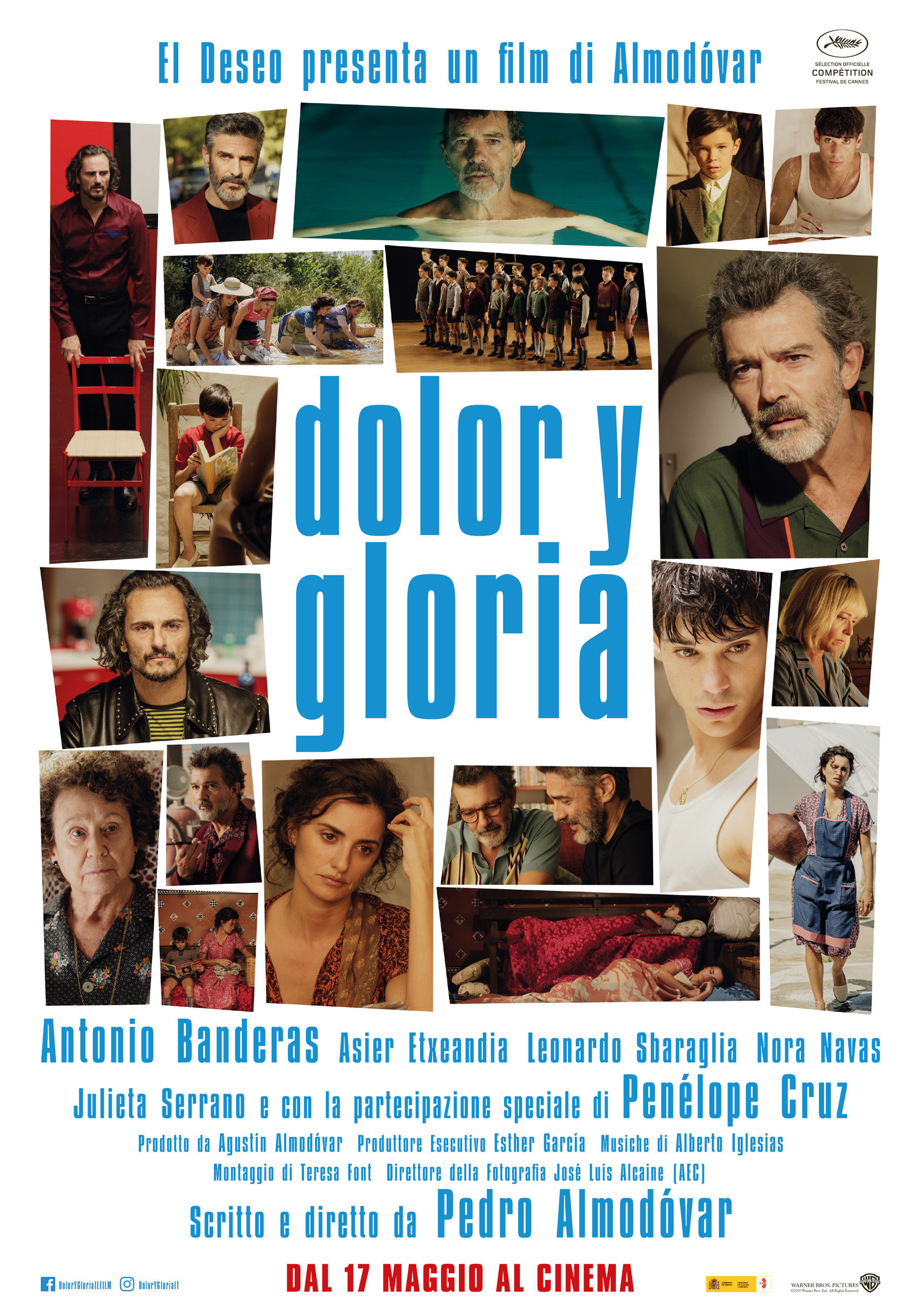 Dolor y gloria (in VO con sottotitoli in italiano)