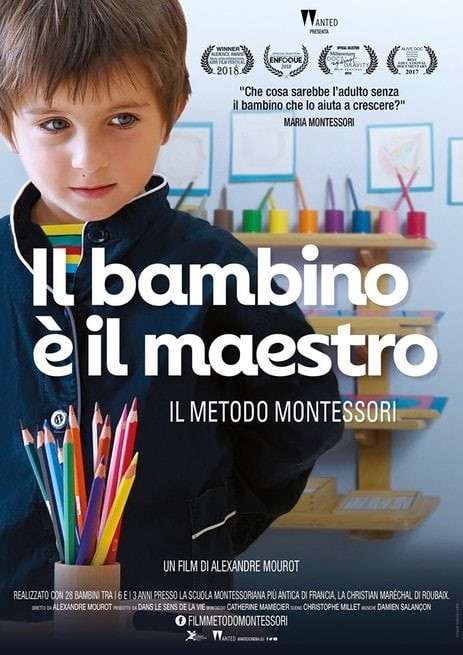 Il bambino è il maestro – Il metodo Montessori