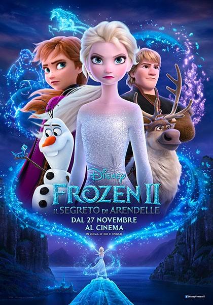 Frozen ii – il segreto di arendelle (frozen ii)