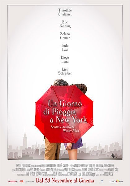 Un giorno di pioggia a New York (in VO con sottotitoli in italiano)
