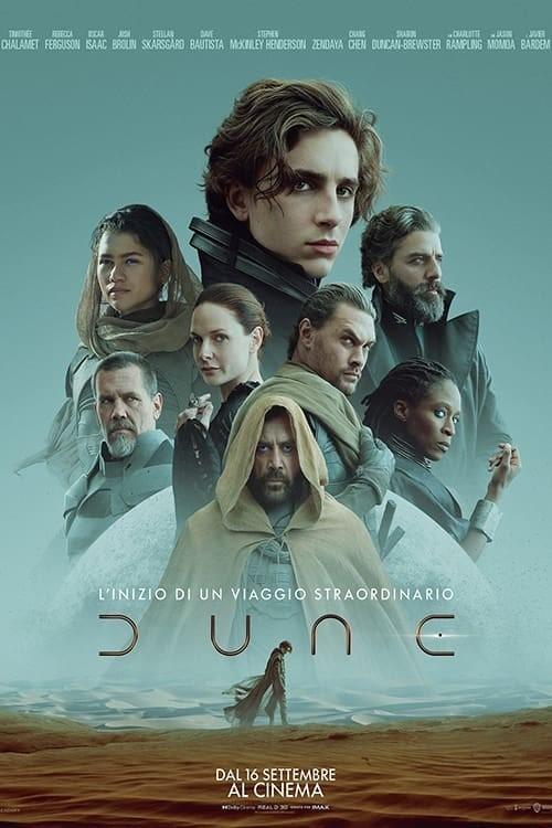 Dune (in VO con sottotitoli in italiano)