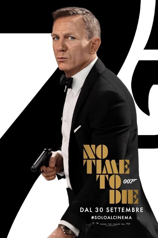 No time to die – v.o.